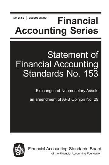 Financial Accounting Series
