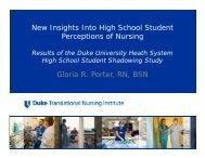 HCOP - DTMI - Duke University