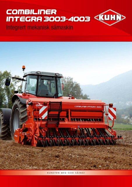 combiliner integra 3003-4003 combiliner integra 3003 ... - EIKSenteret