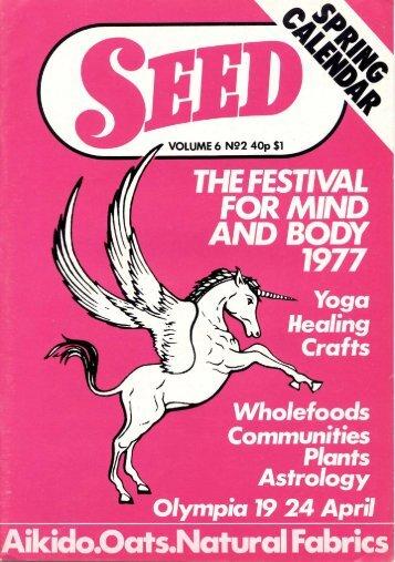 Volume 6 No. 2: February 1977 - Craig Sams