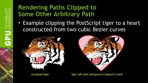 GPU-Accelerated Path Rendering - Presentation - GTC 2012