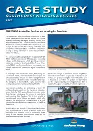 case study south coast villages & estates - newsletter.carava...