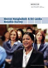 Bangladesh & Sri Lanka survey brochure.indd - iMercer.com