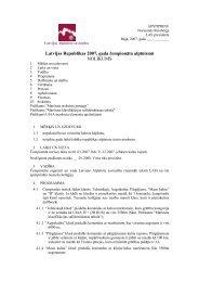 Nolikums - Latvijas Alpīnistu savienība