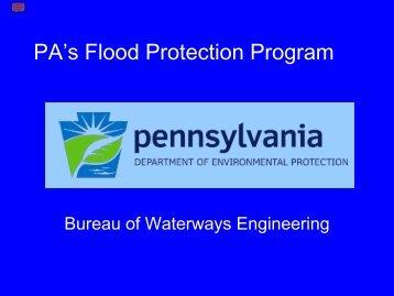 Flood Protection Program - Flood Risk Management Program