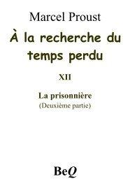 La prisonnière - Aldus