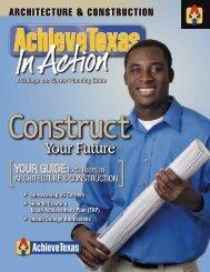 16 Career Clusters - Achieve Texas