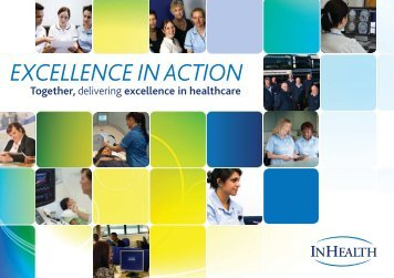 Excellence in Action leaflet - InHealth Group