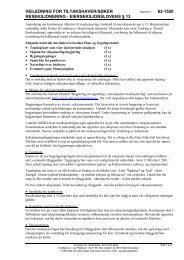 veiledning for tiltakshaver/søker reseksjonering ... - Plan