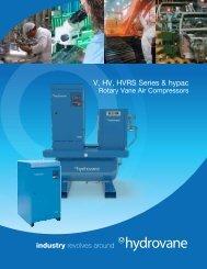 V, HV, HVRS Series & hypac - Air Compressor Energy Systems, Inc.