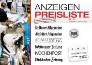 Media-Daten/Preisliste 2013 [PDF-Format, 7 MB - Gießener ...