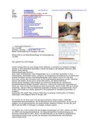 Offener Brief von Dr. J. Mutter - Dr. med. dent. Wolfgang Burk ...