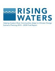 rising-waters-helping-hudson-river-communities ... - Sonoran Institute