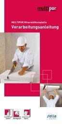 Verarbeitung - Xella International GmbH