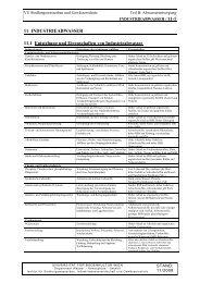 Kapitel B11 / INDUSTRIEABWASSER / 07.11.2012 - Department ...