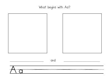 What begins with Aa?