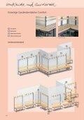 Sitzbänke und Garderobenbänke Comfort - Page 5