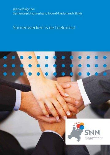 Samenwerken is de toekomst - SNN