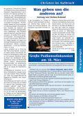 B e g e g n u ng e n - Evangelische Pfarrgemeinde Leoben - Page 3