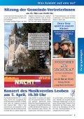 B e g e g n u ng e n - Evangelische Pfarrgemeinde Leoben - Page 5
