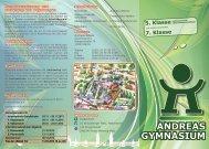A-Gym Flyer 2013-14.indd - Schulportal