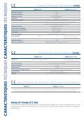 la gamme MANA - AMS Technologies - Page 7
