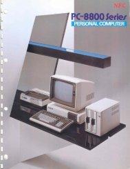 PC-8800 series - 1000 BiT