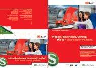 Flyer mit Informationen zum Start der S-Bahn im Elsenztal - VRN ...