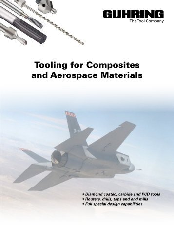 Tooling for Composites and Aerospace Materials