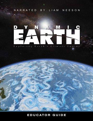 Dynamic Earth Educator's Guide