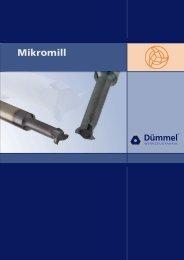 Mikromill - Komet Scandinavia AB