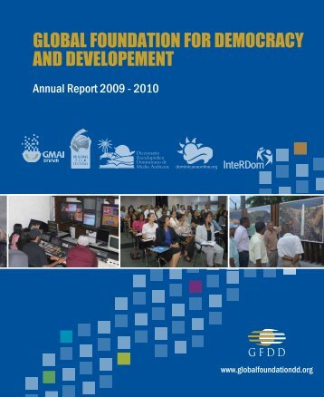 Dominican Republic - Global Foundation for Democracy and ...
