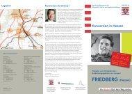 FRIEDBERG (Hessen) - HA Hessen Agentur GmbH