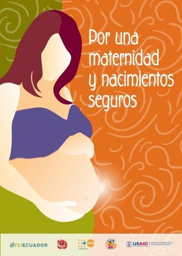 Por una maternidad y nacimiento seguros - Ecuador.pdf