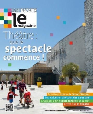 Saint-Nazaire le magazine n°257