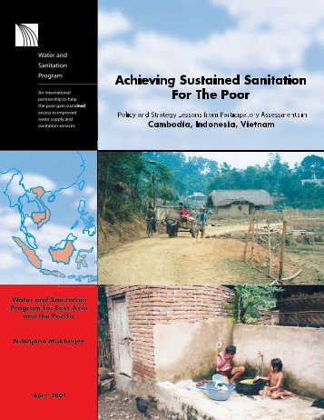 Sustained Sanitation for the Poor (World Bank) - The Water ...