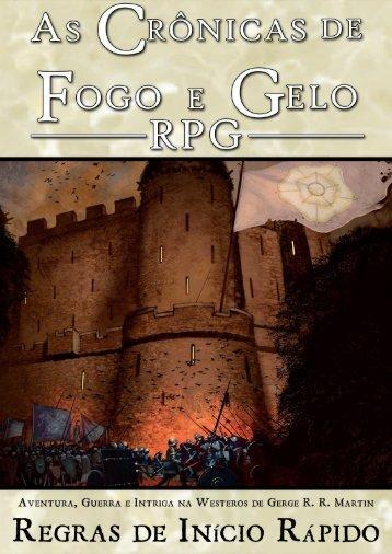 Crônicas de Gelo e Fogo RPG