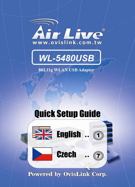 AirLive MU-7000AVi Drivers for Windows