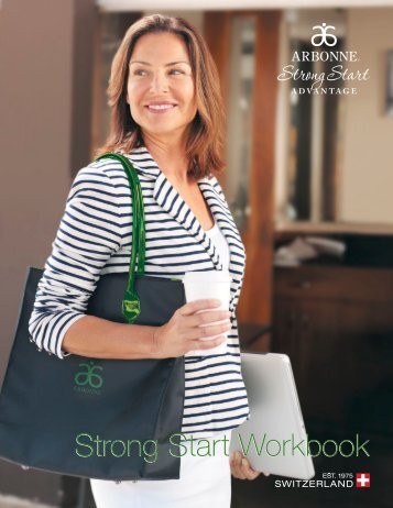 Strong Start Workbook - At Home With Success
