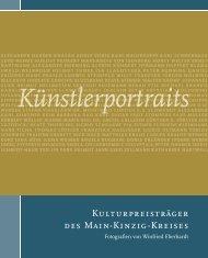 2008 - Der Kulturpreis des Main-Kinzig-Kreises