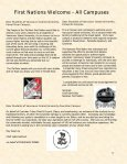Aboriginal Student Handbook - Vancouver Island University - Page 5