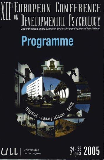 programme - Pierre TAP
