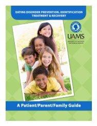 ED Program Informational Booklet - Arkansas Children's Hospital