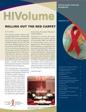 HIVolume_Feb 2012.pdf - Canadian AIDS Society
