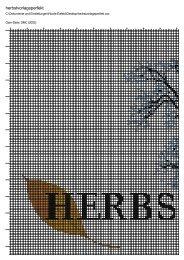 ORTMANN Cross Stitch Creator - herbstvorlageperfekt