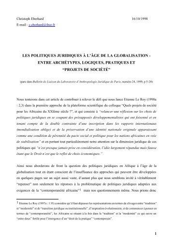 projets de sociét - Droits de l'Homme et Dialogue Interculturel - Free