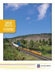 Union Pacific - SocialFunds.com
