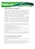 ECOTOURISM CERTIFICATION SYSTEM - Page 3