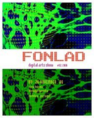 Catalogue - fonlad