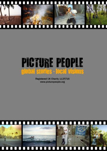 Picture People brochure - Global Hand